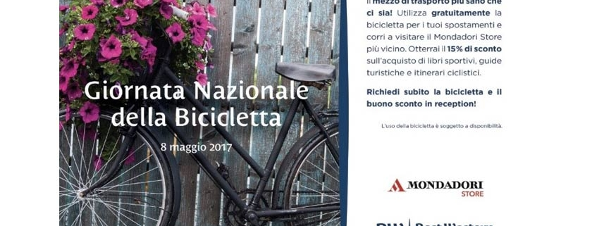 Giornata Nazionale della Bicicletta negli hotel Best Western