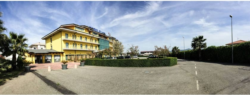 Nuovo hotel a Lamezia Terme