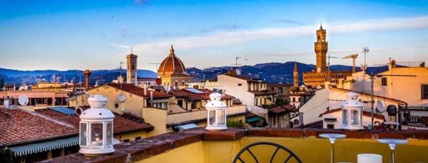Nuovo hotel a Firenze: BW Signature Collection Hotel La Scaletta